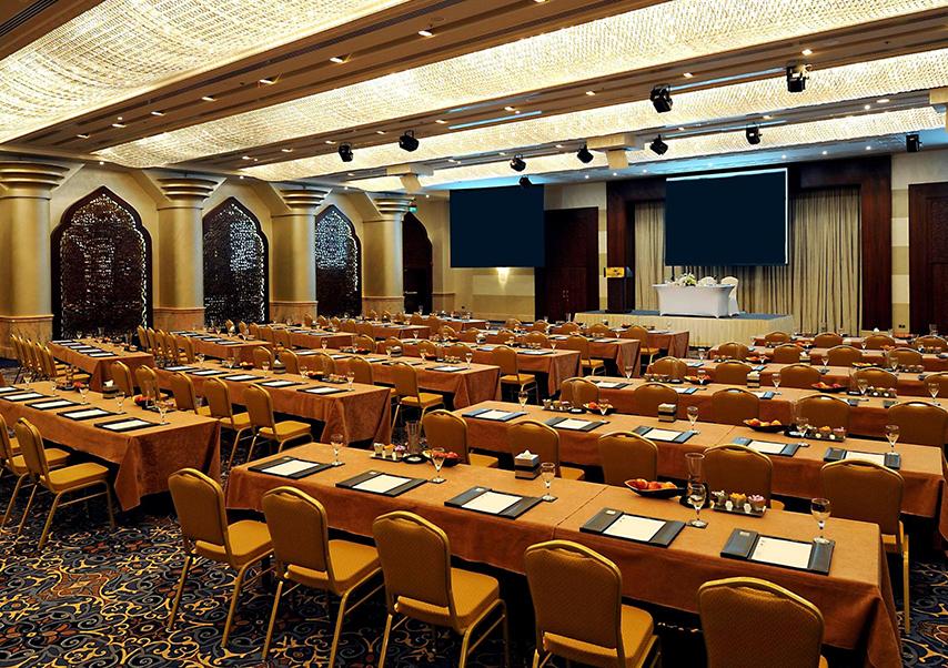 organisation congrès dubai salle2