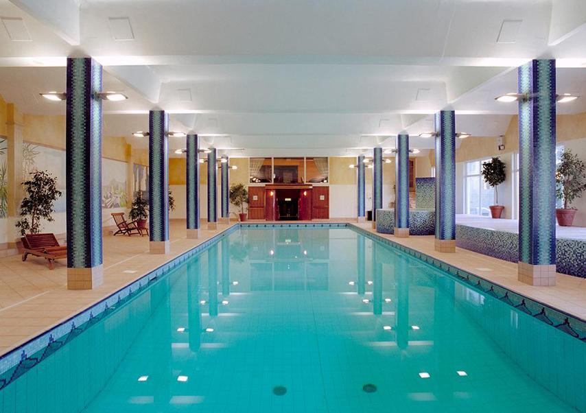 organisation congrès dublin piscine