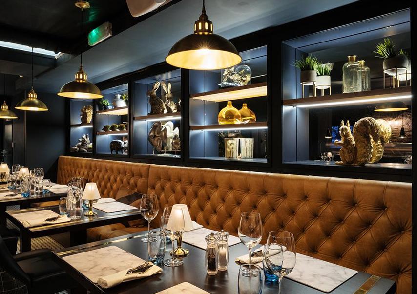 organisation congrès dublin restaurant