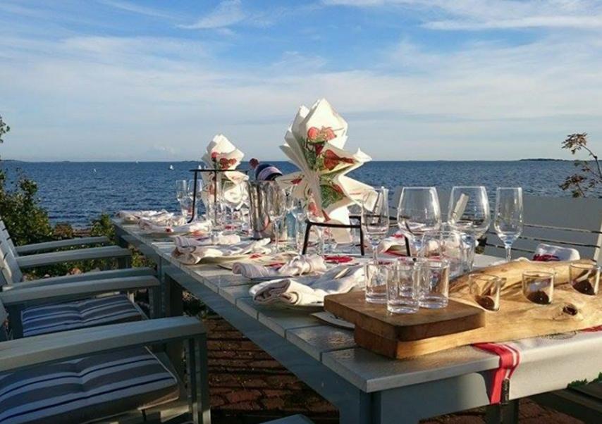 organisation congrès finlande table