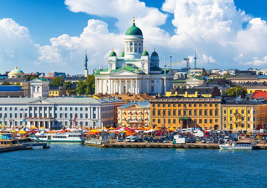organisation congrès finlande ville
