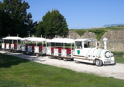 petit train blaye