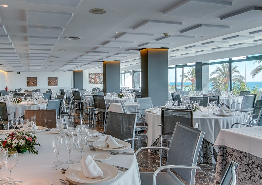 repas hotel seminaire sitges