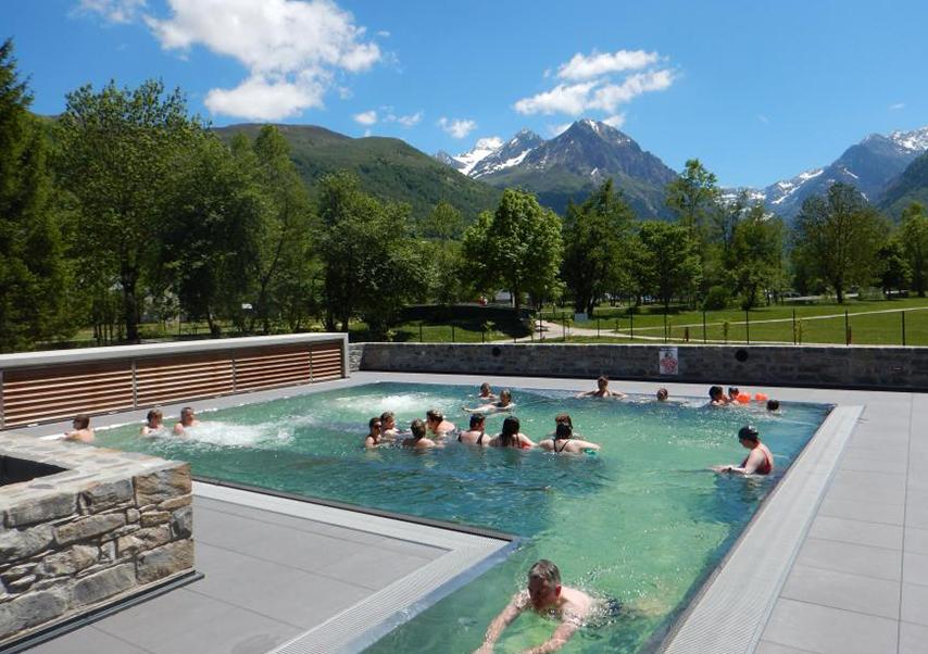 séjour incentive Pyrénées bains 2