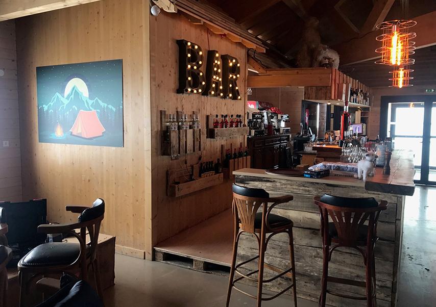 séjour incentive Pyrénées bar