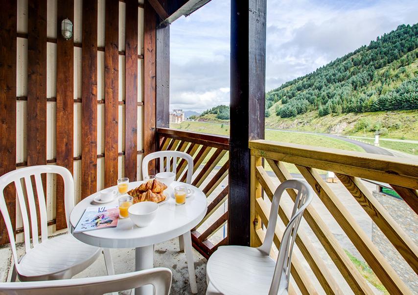 séjour incentive Pyrénées petit déjeuner