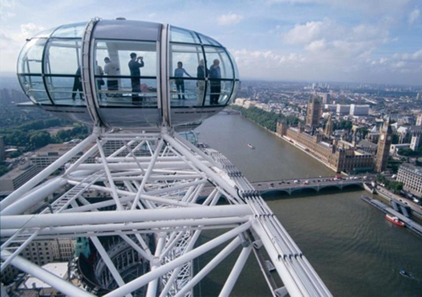 séminaire Londres London eye 2