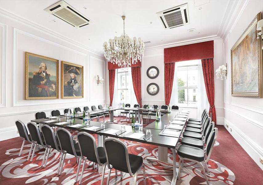 séminaire Londres salle