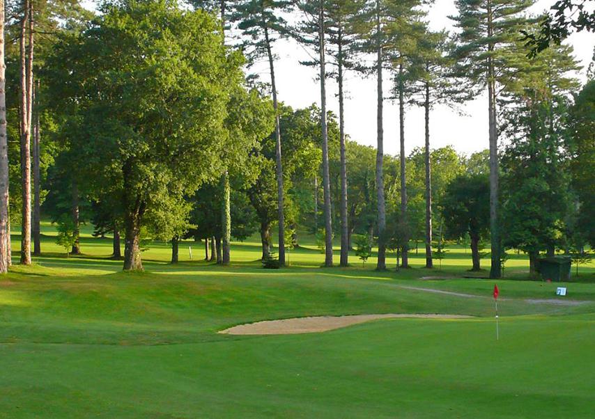 séminaire Saint-Jean-de-Luz golf2
