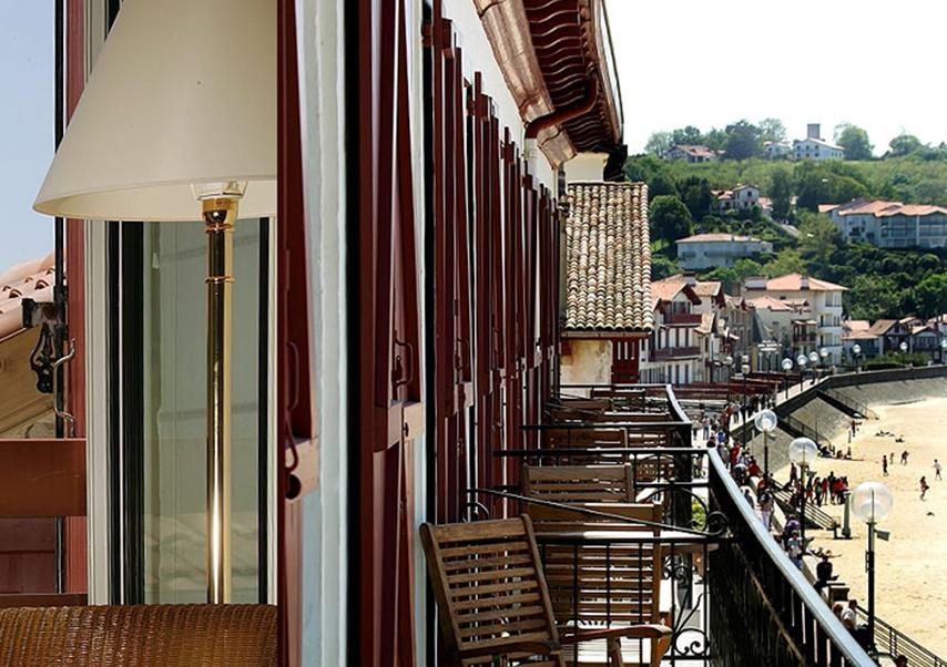 séminaire Saint-Jean-de-Luz hotel vue