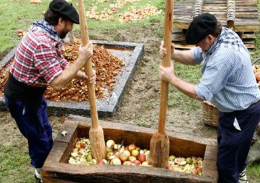 séminaire Saint-Jean-de-Luz pomme