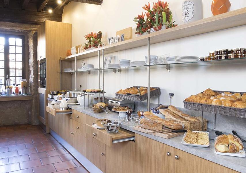 séminaire Carcassonne buffet