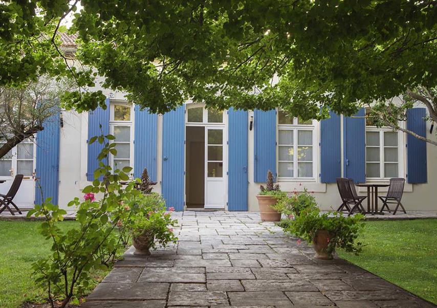 séminaire Carcassonne jardin