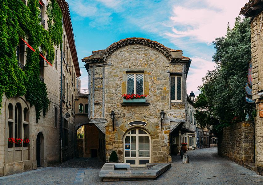 séminaire Carcassonne ville