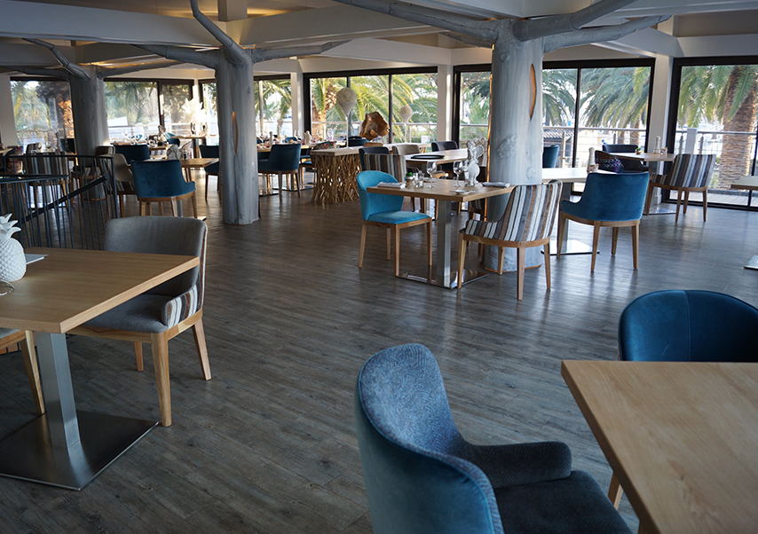 séminaire bord de mer restaurant
