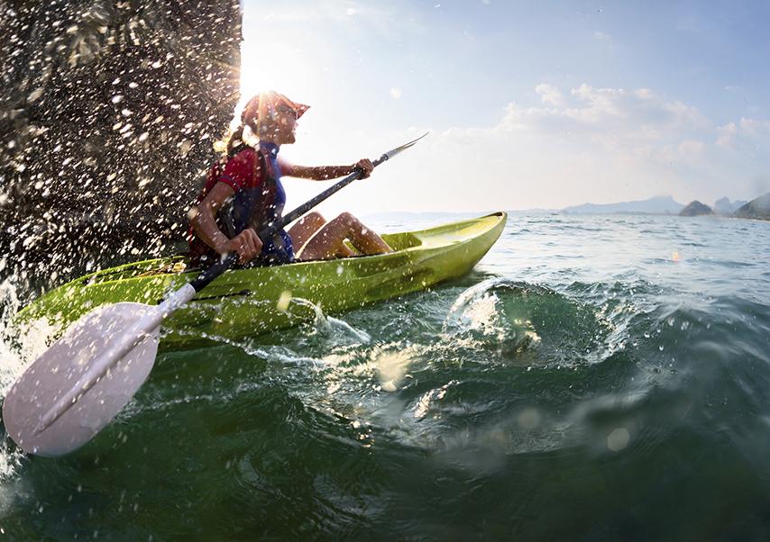 séminaire costa brava kayak