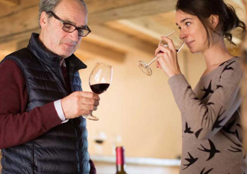 séminaire en chambre d'hôtes vin