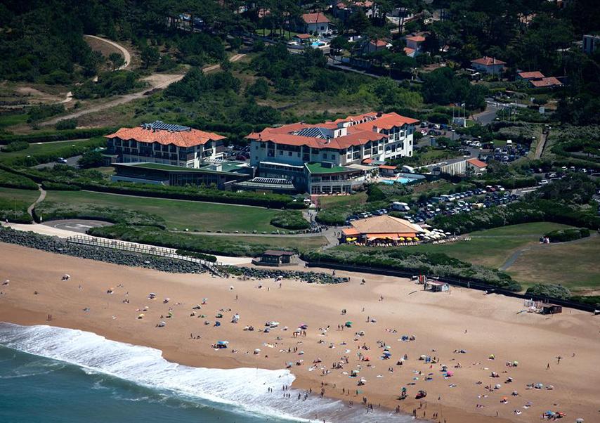 séminaire groupe pays basque hôtel