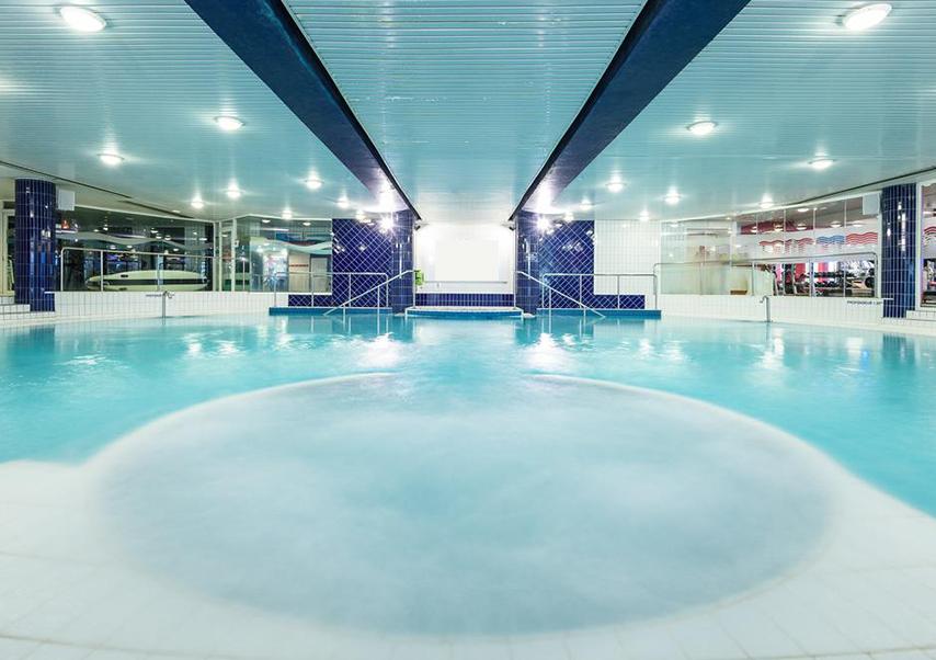 séminaire groupe pays basque piscine