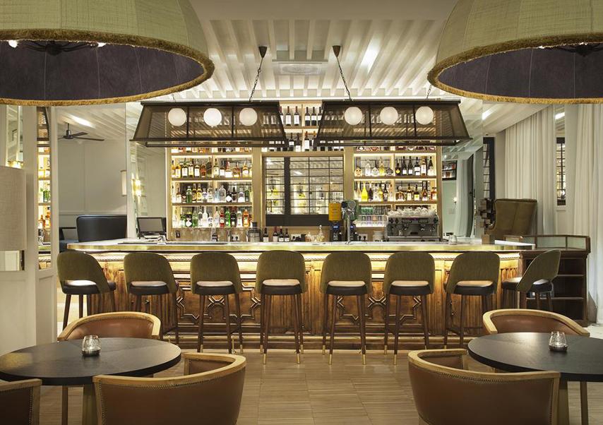 séminaire luxe espagne bar