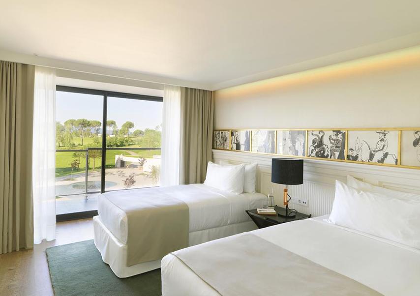 séminaire luxe espagne chambre