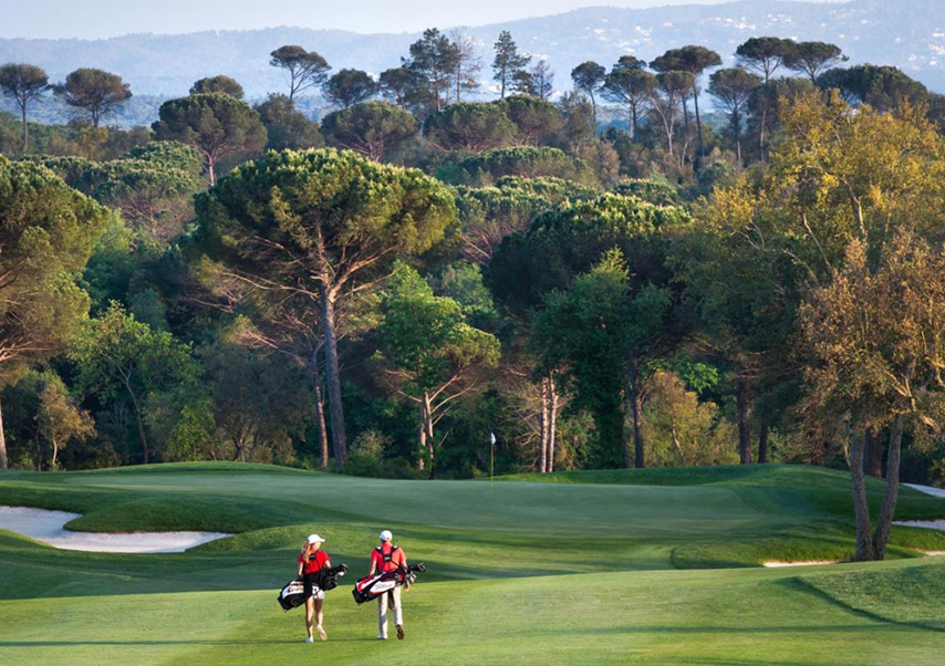 séminaire luxe espagne golf