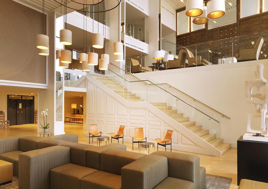 séminaire luxe espagne hotel
