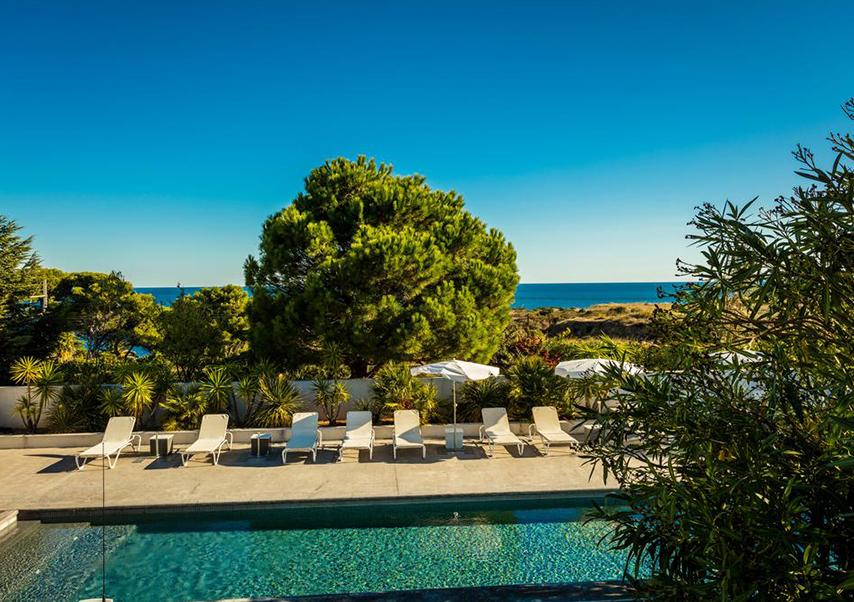 séminaire méditerranée piscine