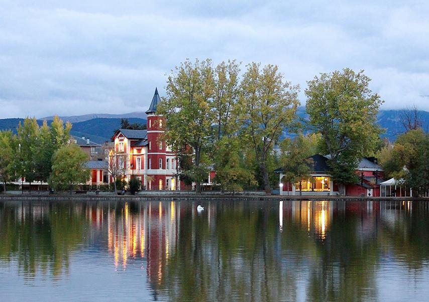 séminaire montagne espagne lac