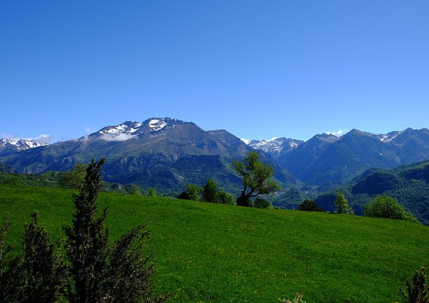 séminaire montagne paysage