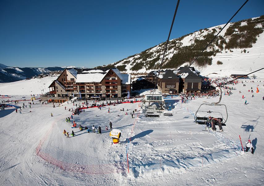 séminaire résidentiel Pyrénées neige