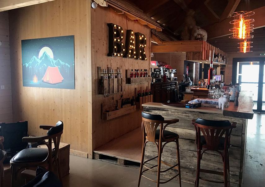 séminaire résidentiel Pyrénées restaurant 2