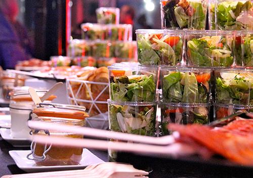 soirée cocktail entreprise legumes