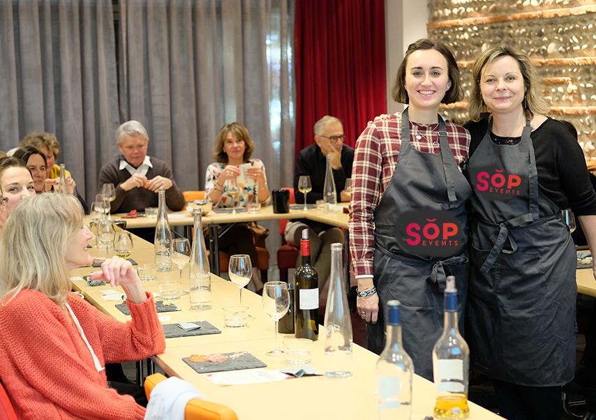 soiree degustation vins et fromages