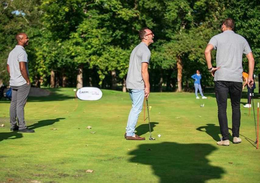 team building golf toulouse 1