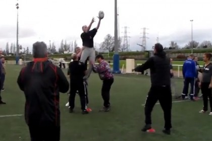 team building rugby saut