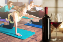 Team building yoga et vins Toulouse