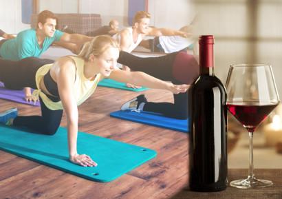 Team building yoga et vins Toulouse