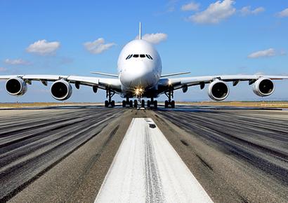 Visite de l'A380 - Toulouse