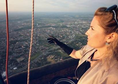 Vol montgolfière Tarn