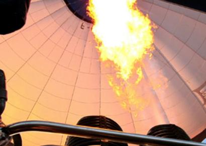 Vol en montgolfière dans le Tarn