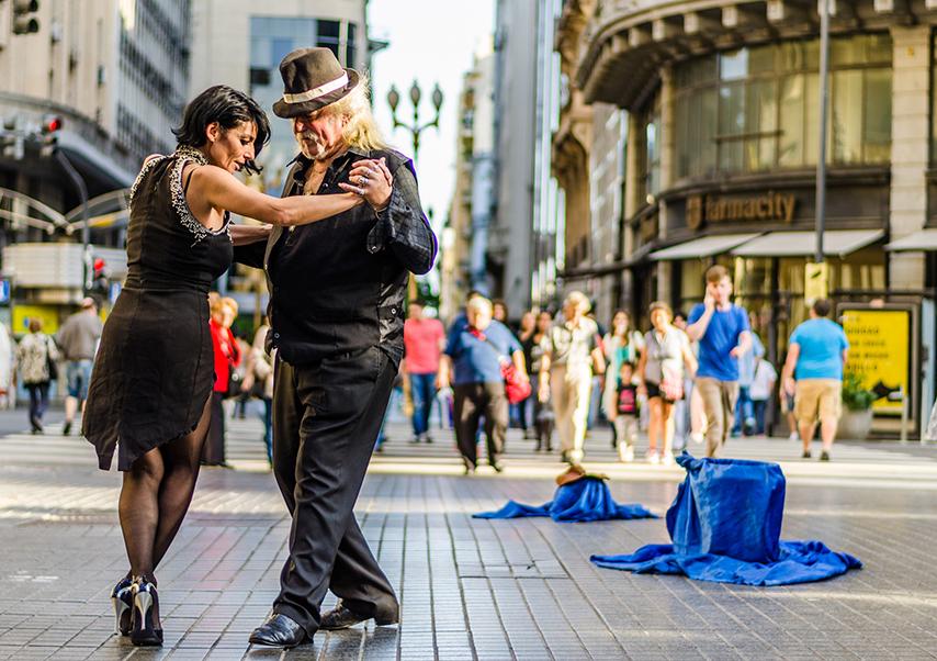 voyage entreprise argentine tango