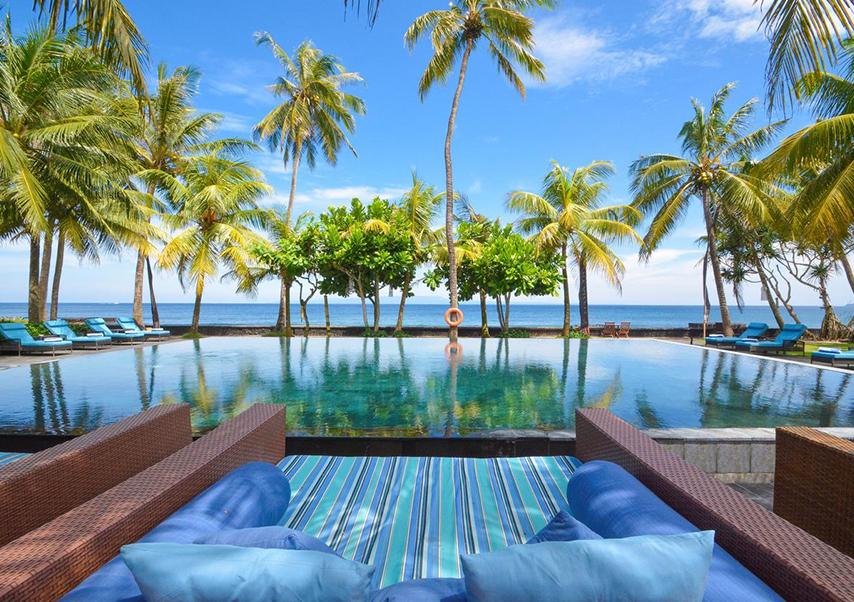 voyage entreprise bali piscine