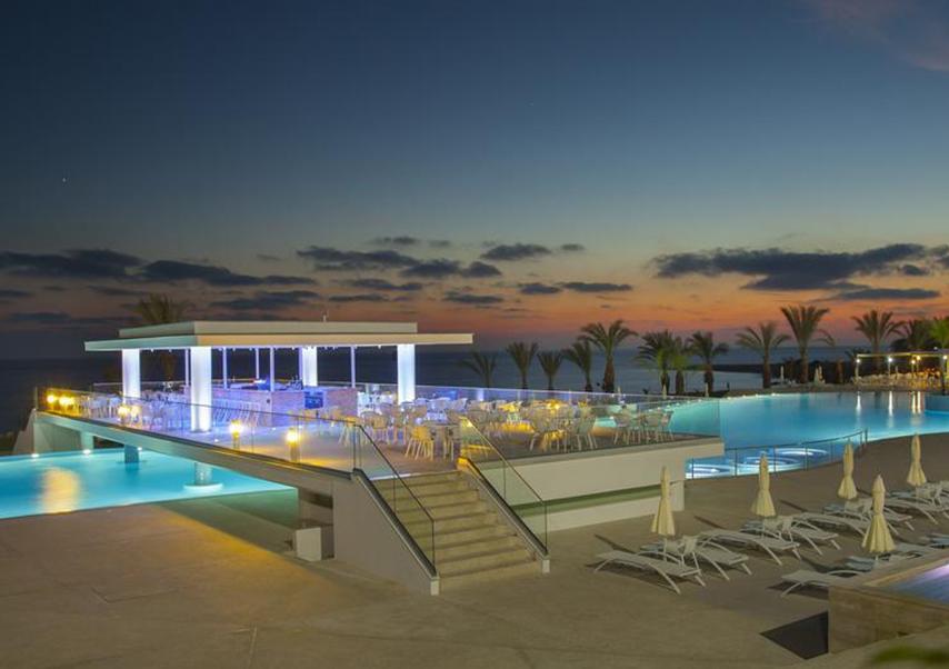 voyage entreprise chypre terrasse