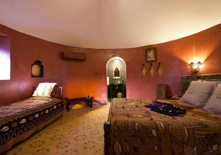 voyage entreprise desert maroc bivouac