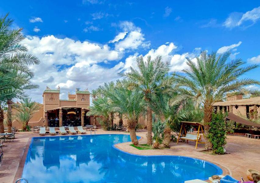 voyage entreprise desert maroc bivouac exterieur