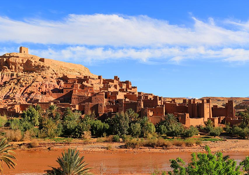 voyage entreprise desert maroc ksar