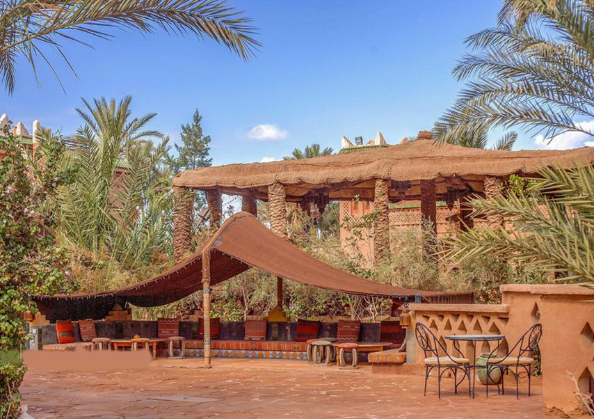 voyage entreprise desert maroc tente